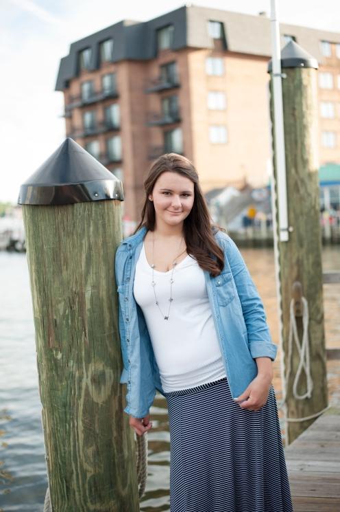 Annapolis Senior Photo
