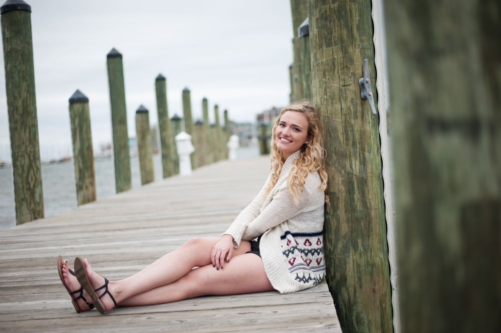 Annapolis Senior Photo